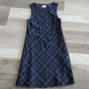 Talbots Blue Dress
